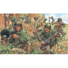 Infanterie Us WWII 1/72