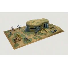 Bunkers Et Accessoires 1/72