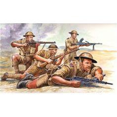 8eme Armee Britanique 1/72