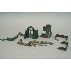 Accessoires Et Ruines 1/72