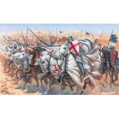 Templiers Guerres du Moyen-Age 1/72