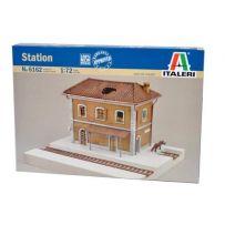 Gare Ferroviaire 1/72