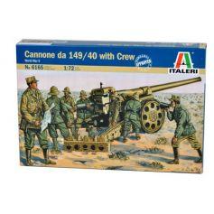Canon 149/40 Italien+Servants 1/72