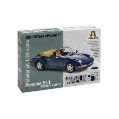 Porsche Carrera Cabriolet 1/24