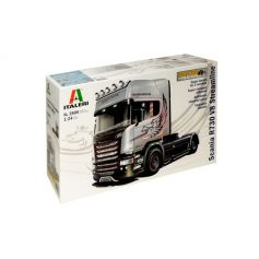 Scania R730 Silver Griff. 1/24