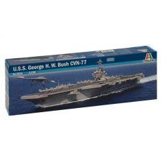ITALERI 5534 USS GEORGE H W BUSH 1:720