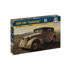ITALERI 6497 FIAT 508 CM COLONIALE 1:35