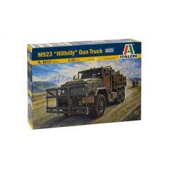 ITALERI 6513 M923 HILLBILLY GUN TRUCK 1:35