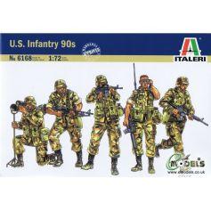 Soldats Moderne Us 1/72