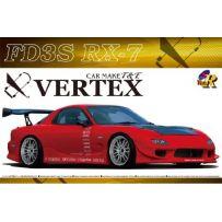 AOSHIMA 00163 S-PACKAGE VER.R VERTEX FD3S RX-7 (MAZDA) 1:24