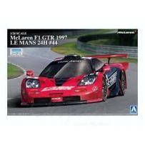 AOSHIMA 00751 MCLAREN F1 GTR 1997 LE MANS-24H N44 (OVERSEAS EDITION) 1:24