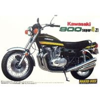 AOSHIMA 04098 NAKED BIKE KAWASAKI 900 SUPER FOUR (KAWASAKI) 1:12