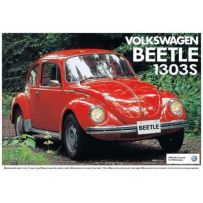 AOSHIMA 04778 THE BEST CAR VINTAGE VOLKSWAGEN BEETLE 1303S 1:24