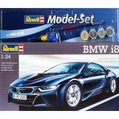 REVELL 67008 MODEL SET BMW I8 1:24