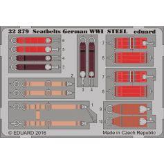 Seatbelts German Wwi Steel 1/32