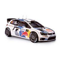 Volkswagen Polo R WRC 2013 1/24
