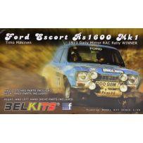 Belkits 006 Ford Escort Rs1600 Rac 1973 1/24