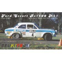 FORD ESCORT RS1600 RAC 1972 1/24