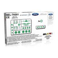 Transkit Terre Ford Fiesta 1/24