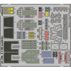 F-14d Seatbelts 1/32