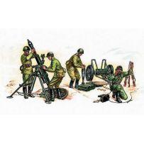Mortier Soviétique 120mm 1/35