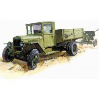 Camion Soviétique Zis-5b 1/35