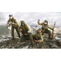 Chasseurs Alpins Allemands 2ème G.M. 1/35
