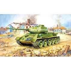 Char Soviétique T-34/85 1/72