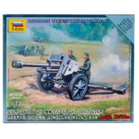 Obusier Allemand Fh-18 1/72