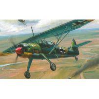 Henschel He126b 1/144