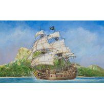 Bateau Pirate Black Swan 1/350