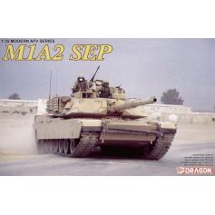 Abrams M1a2 Sep 1/35