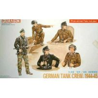 Equipage De Char Allemand 1/35