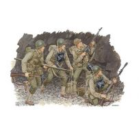Rangers Us Normandie 1944 1/35