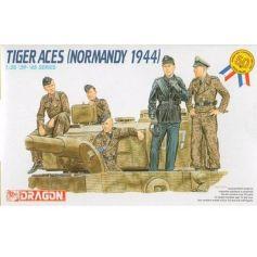 Tankistes Allemands Normandie 1944 1/35
