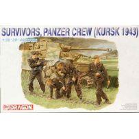 Tankistes Allemands Survivants 1/35