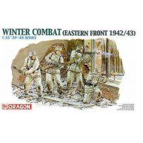 Combats D'hiver Front Est 42/43 1/35