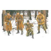Us 101st Airborne Bastogne 1944 1/35