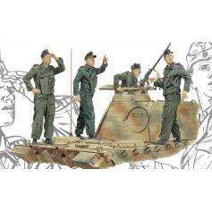 Equipage De Panzer 1944 1/35