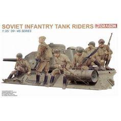 Infanterie Portee Sovietique 1/35