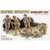 Infanterie Britannique Normandie 1944 1/35