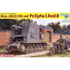 15cm S.Ig.33 (SF) Auf Pz.I 1/35