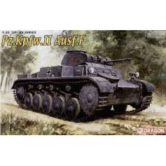 Panzer Ii Ausf.F 1/35