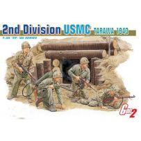 2ème Divisionusmc Tarawa 1943 1/35