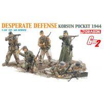 Fantassins Allds Korsun 1944 1/35