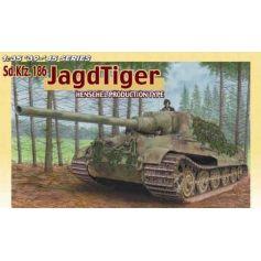 Jagdtiger Henschel 1/35