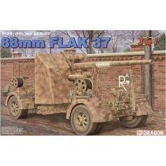 Flak 37 88mm 1/35