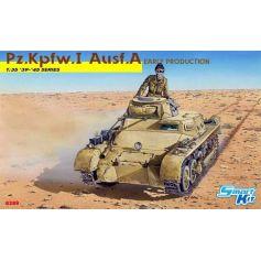 Panzer I Ausf.A Debut De Production 1/35