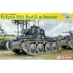Panzer 38(T) Ausf.G 1/35