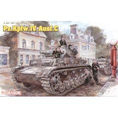 Panzer Iv Ausf.C 1/35